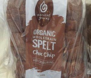 Organic-Choc-Chip-Hot-Cross-Buns